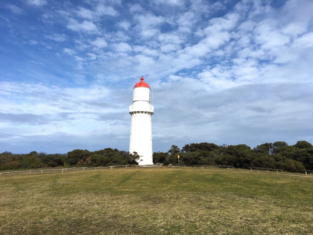 Cape Schanck Lighthouse with kids, Mornington Peninsula