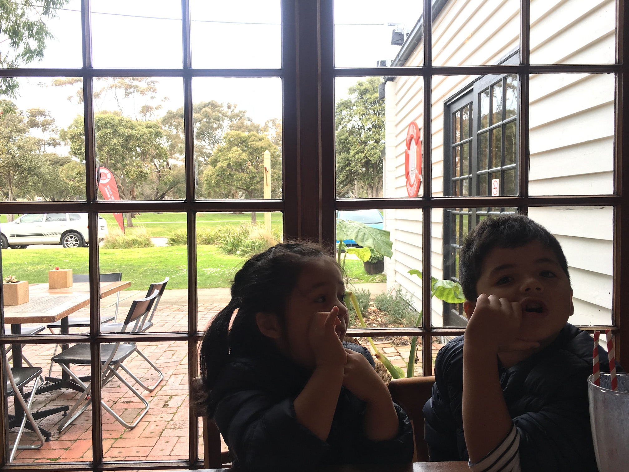 Child-friendly Flinders Bakehouse cafe