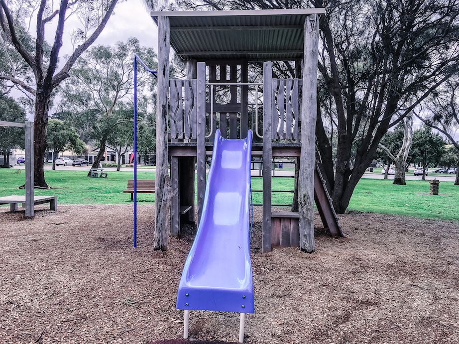 Flinders kids playground, Mornington Peninsula