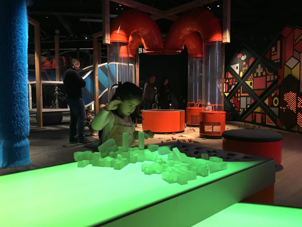 Melbourne kids Science Museum