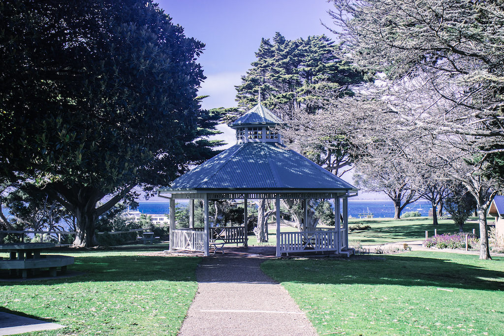 Sorrento park rotunda