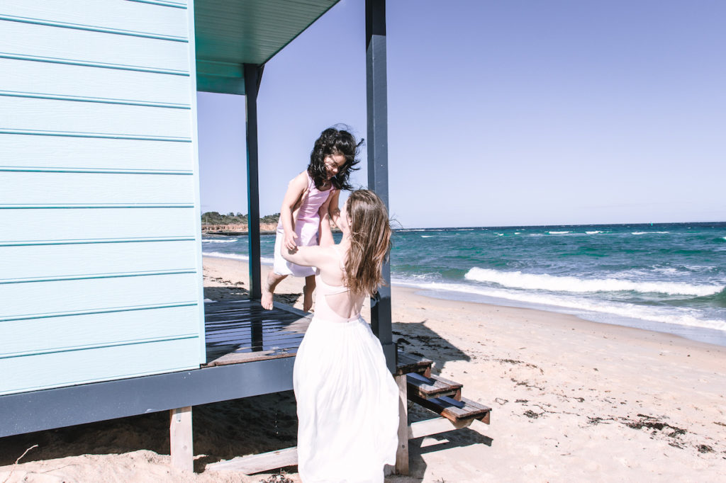 Beach house fun, Mornington Peninsula