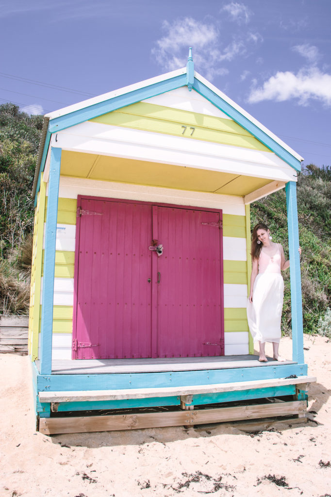 Beach shed, Mornington Peninsula